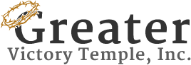 Greater Victory Temple, Inc., Logo